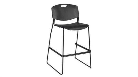 Counter Stools Regency Furniture Zeng Stack Stool- Black