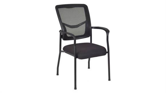 Side & Guest Chairs Regency Furniture Kiera Side Chair- Black