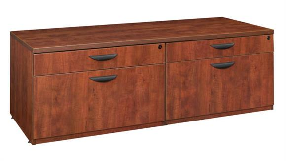 File Cabinets Lateral Regency Furniture Double Lateral Low Credenza