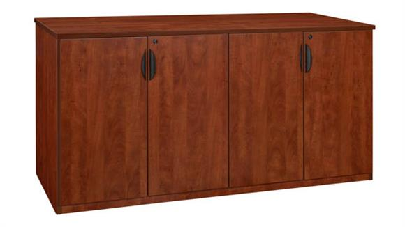 "Buffets Regency Furniture 72"" Storage Cabinet Buffet"