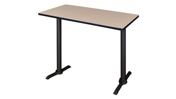 "Training Tables Regency Furniture 48"" x 24"" Café Training Table"