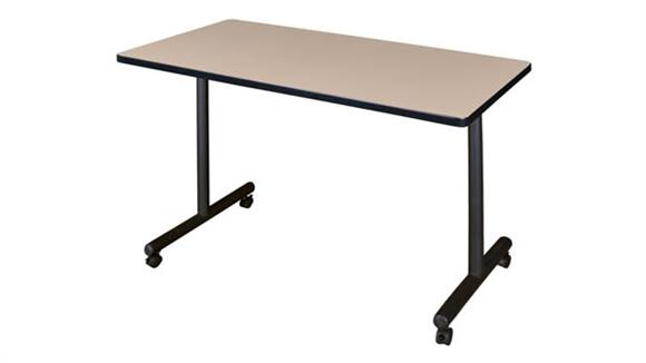 "Training Tables Regency Furniture 42"" x 24"" Mobile Training Table"
