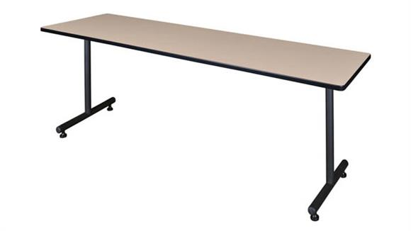 "Training Tables Regency Furniture 84"" x 24"" Training Table"