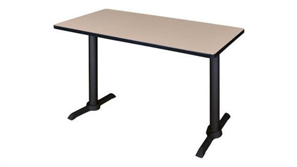 "Training Tables Regency Furniture 42"" x 24"" Training Table"