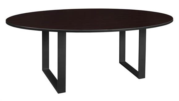 "Conference Tables Regency Furniture 72"" Oval Conference Table"