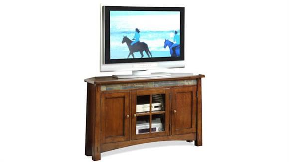"TV Stands Riverside 52"" Corner TV Console"