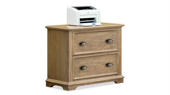File Cabinets Lateral Riverside 2 Drawer Lateral File