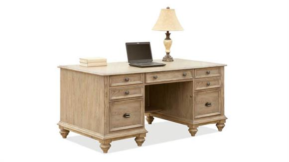 "Executive Desks Riverside 66"" Executive Desk"
