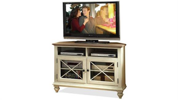 "TV Stands Riverside 50"" Corner TV Console"