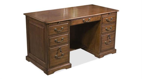 """Computer Desks Riverside 54"""" Computer Desk"""