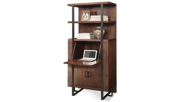 Bookcases Riverside Secretary Bookcase