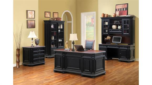 Executive Desks Riverside Executive Office Set
