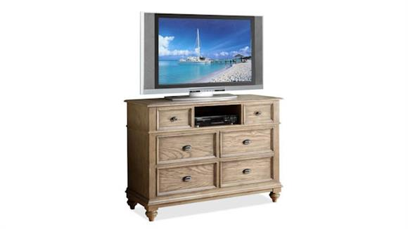 "Media Storage Riverside 52"" Entertainment Chest"