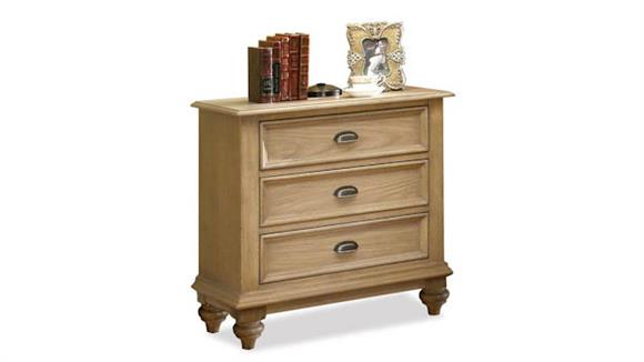 Night Stands Riverside Three Drawer Nightstand