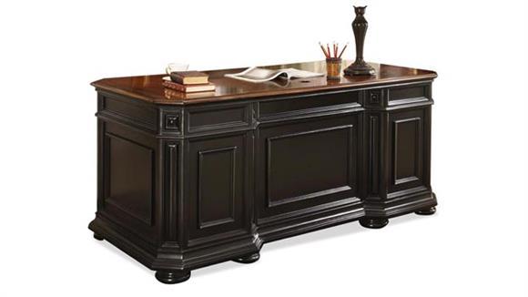 "Executive Desks Riverside 69"" Executive Desk"