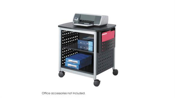 Storage Cabinets Safco Office Furniture Deskside Printer Stand