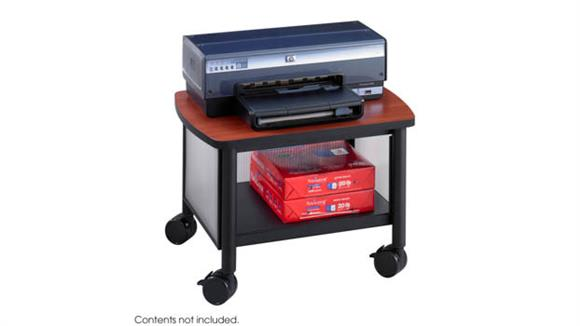 Storage Cabinets Safco Office Furniture Under Table Printer Stand