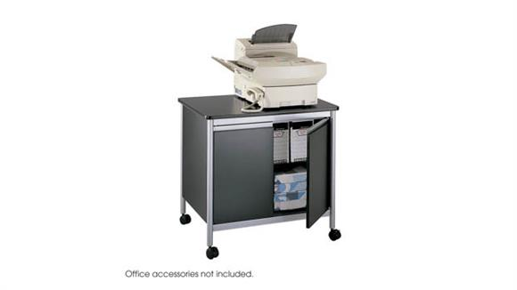 Storage Cabinets Safco Office Furniture Deluxe Machine Stand