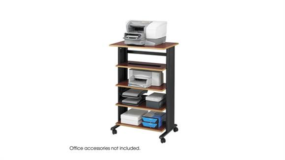 Office Accessories Safco Office Furniture 5 Level Printer Stand