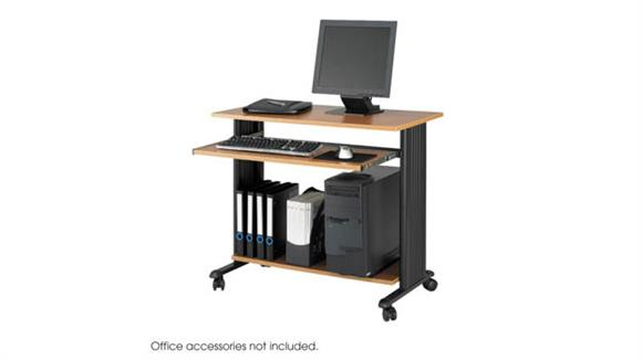 "Standing Height Desks Safco Office Furniture Muv™ 35"" Fixed Height Desk"
