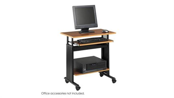 "Adjustable Height Desks & Tables Safco Office Furniture Muv™ 28"" Adjustable Height Desk"