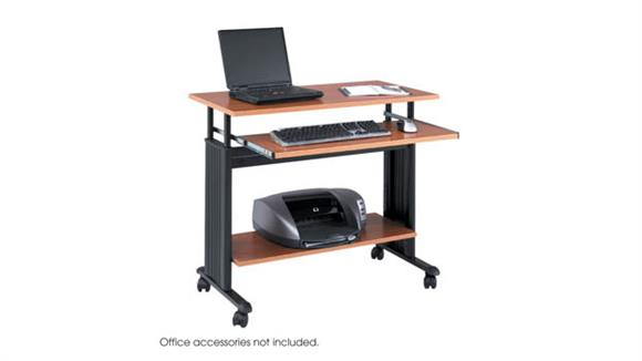 "Adjustable Height Desks & Tables Safco Office Furniture Muv™ 35"" Adjustable Height Desk"