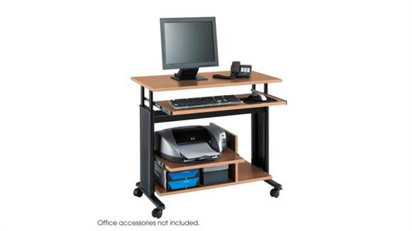 Computer Desks Safco Office Furniture Muv™ Mini Tower Desk