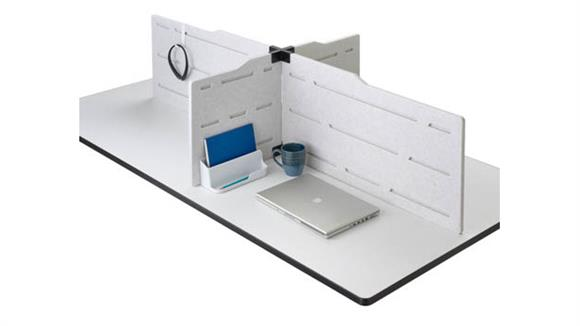 Office Accessories Safco Office Furniture Hideout™ Privacy Panel Accessory Kit