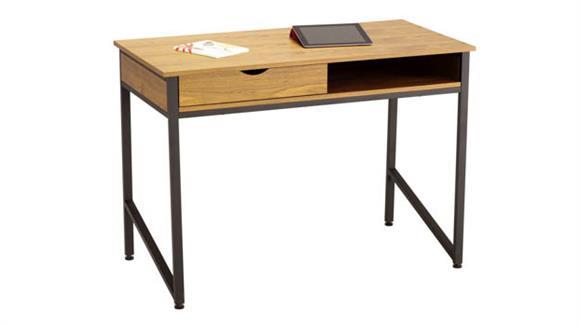 Computer Desks Safco Office Furniture Single Drawer Office Desk