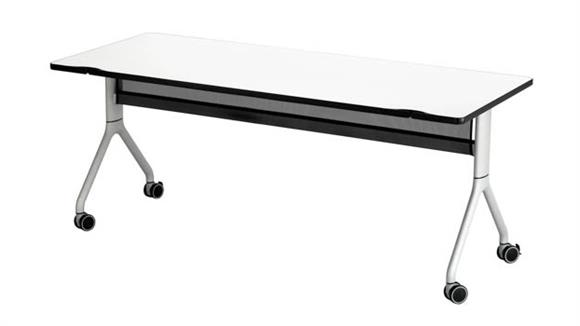 "Training Tables Safco Office Furniture 72"" x 30"" Rectangle Table"