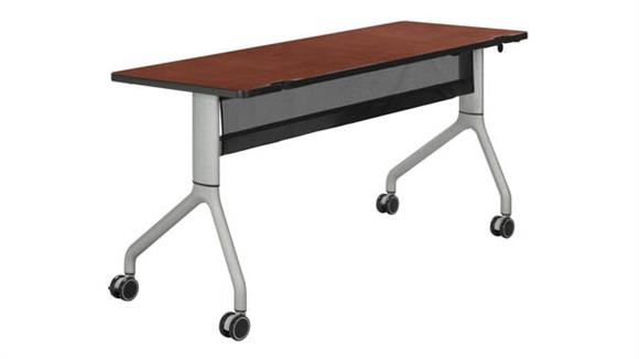 "Training Tables Safco Office Furniture 60"" x 24"" Rectangular Training Table"