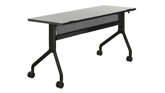 "Training Tables Safco Office Furniture 60"" x 24"" Rectangle Table"