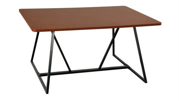 "Training Tables Safco Office Furniture Oasis 60"" Teaming Table"