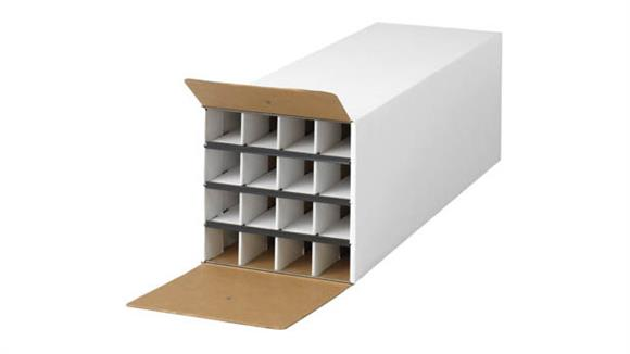 Media Storage Safco Office Furniture Compact KD Roll File