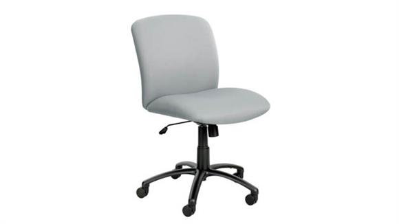 Big & Tall Safco Office Furniture Uber™ Big and Tall Mid Back Chair