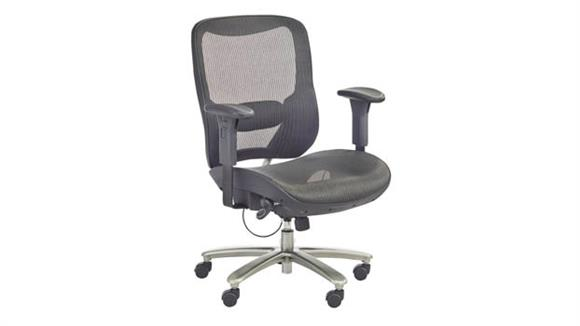 Big & Tall Safco Office Furniture Lineage™ Big & Tall All-Mesh Task Chair