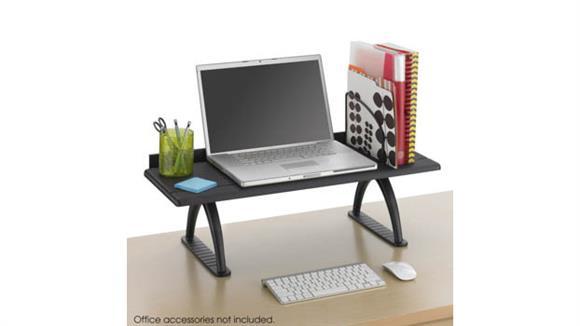 "Desk Organizers Safco Office Furniture 30"" Desk Riser"
