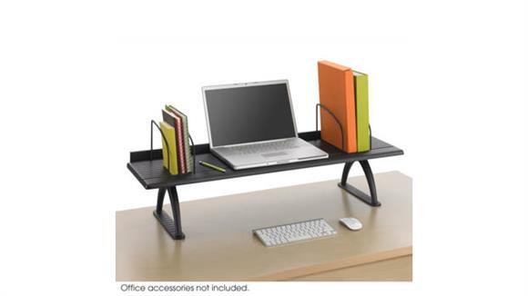 "Desk Organizers Safco Office Furniture 42"" Desk Riser"
