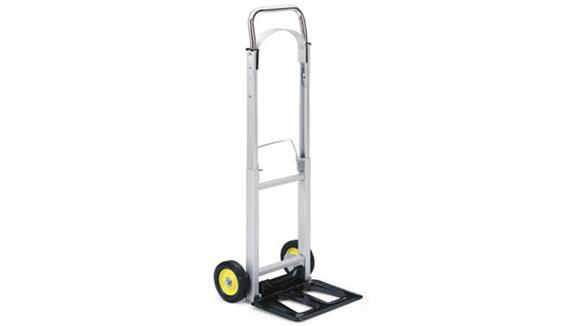 Hand Trucks & Dollies Safco Office Furniture Hide Away Hand Truck