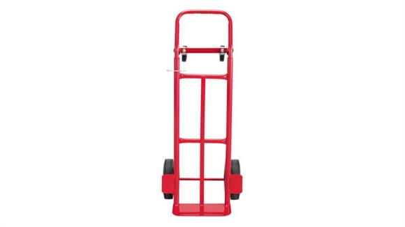 Hand Trucks & Dollies Safco Office Furniture Convertible Heavy-Duty Hand Truck