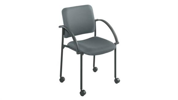 Office Chairs Safco Office Furniture Moto™ Stack Chair (Qty. 2)