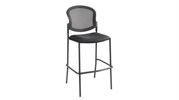 Bar Stools Safco Office Furniture Diaz™ Bistro-Height Mesh Back