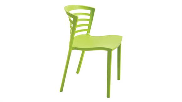 Stacking Chairs Safco Office Furniture Entourage™ Stack Chair (Qty. 4)