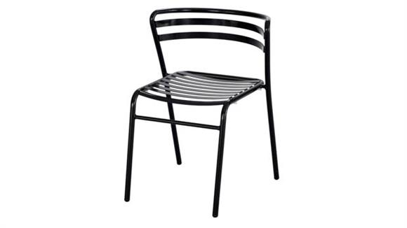 Stacking Chairs Safco Office Furniture CoGo™ Steel Outdoor/Indoor Stack Chair (Qty. 2)