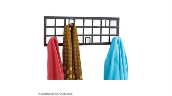 Coat Racks & Hall Trees Safco Office Furniture Grid Coat Rack