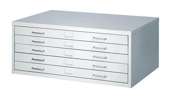 Flat File Cabinets Safco Office Furniture Facil Steel Flat File-Small