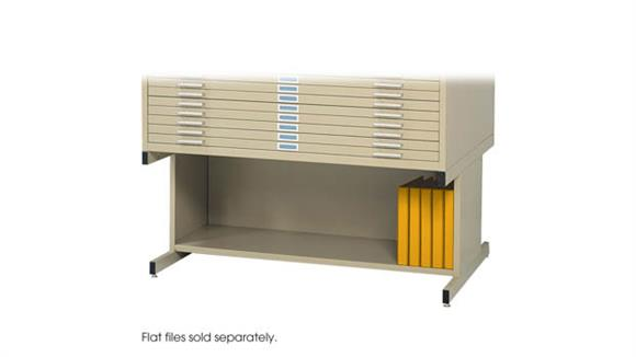 Flat File Cabinets Safco Office Furniture High Base for Flat File