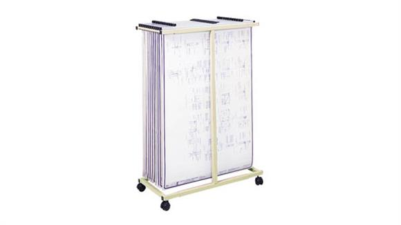 Mobile File Cabinets Safco Office Furniture Mobile Vertical File