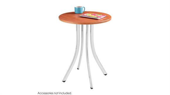 Accent Tables Safco Office Furniture Decori™ Wood Side Table - Tall