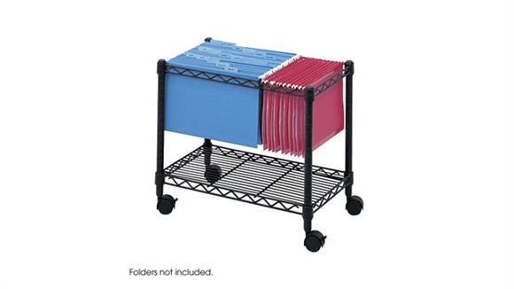 Mobile File Cabinets Safco Office Furniture Mobile File Cart